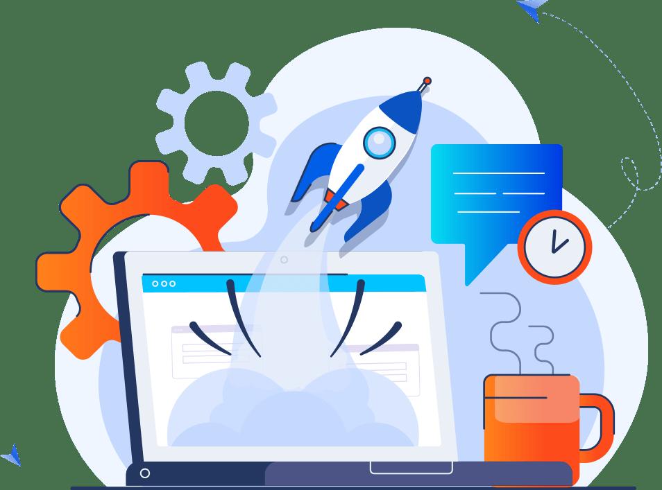 Full-Service ShopRenter webáruház marketing