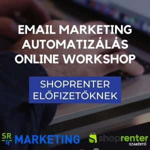 Email marketing automatizálás online workshop
